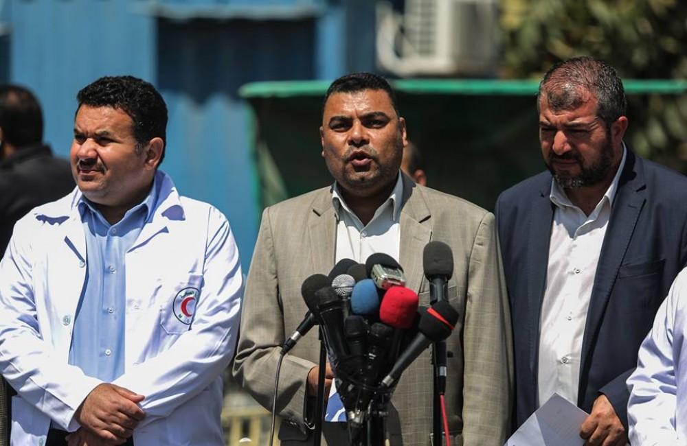 Kemenkes Gaza: Hingga Saat Ini Tidak Ada Korban Corona