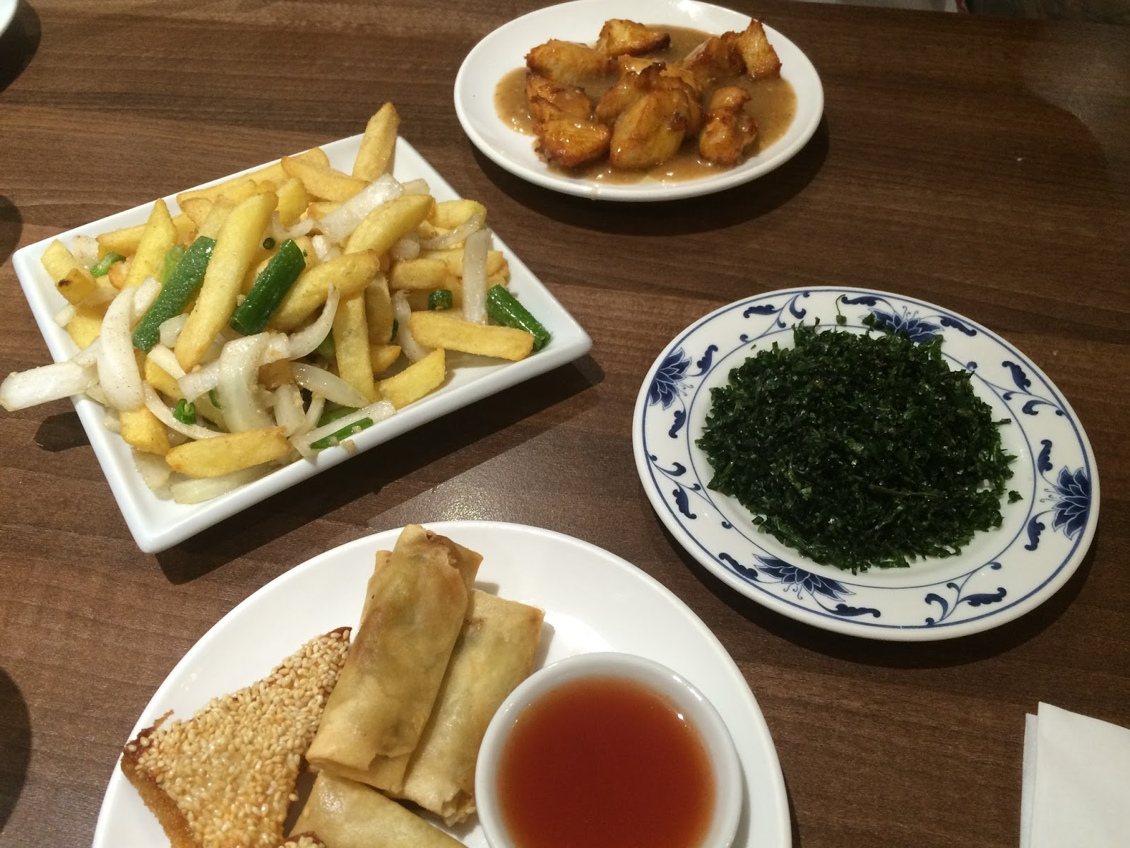 As Much Chinese Food As You Want Peking Garden Review Stockton Gingerbread Smiles