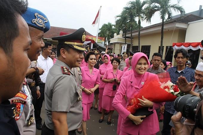 AKBP Herry Heryawan Jabat Kapolresta Depok