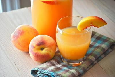 عصير, الخوخ ,عصير الخوخ, كيفية تحضير عصير الخوخ المثلج, طريقة عمل عصير الخوخ , كيفية عمل عصير الخوخ,طريقة تحضير عصير الخوخ