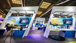 Hãng máy bay Embraer và Lockheed Martin tham gia triển lãm Ukraina