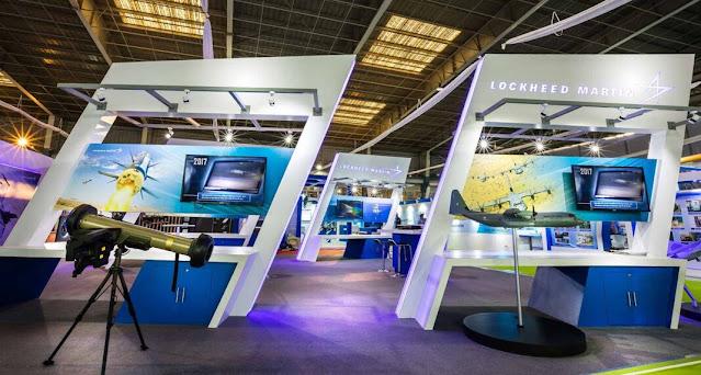 Embraer tham gia triển lãm Ukraina