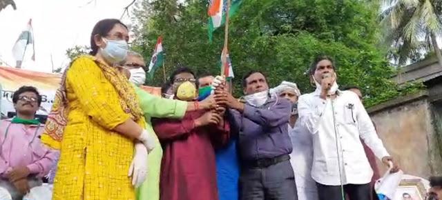 paschim medinipur news, newz bangla, bengal news update, political news, bengal political news update, zila safar, tmc bjp