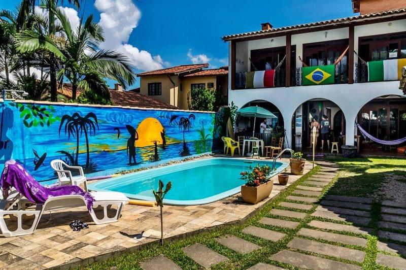 hostels em Florianópolis