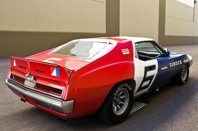 AMC Javelin Trans Am Racer
