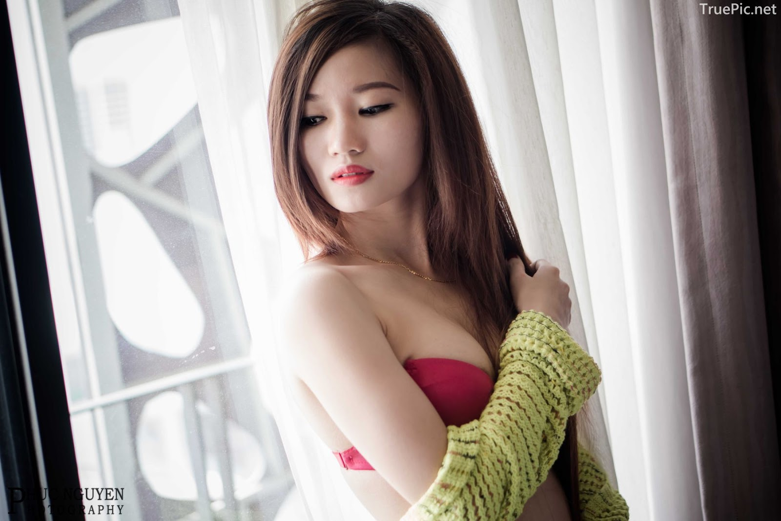 Super hot photos of Vietnamese beauties with lingerie and bikini - Photo by Le Blanc Studio - Part 5 - Picture 10