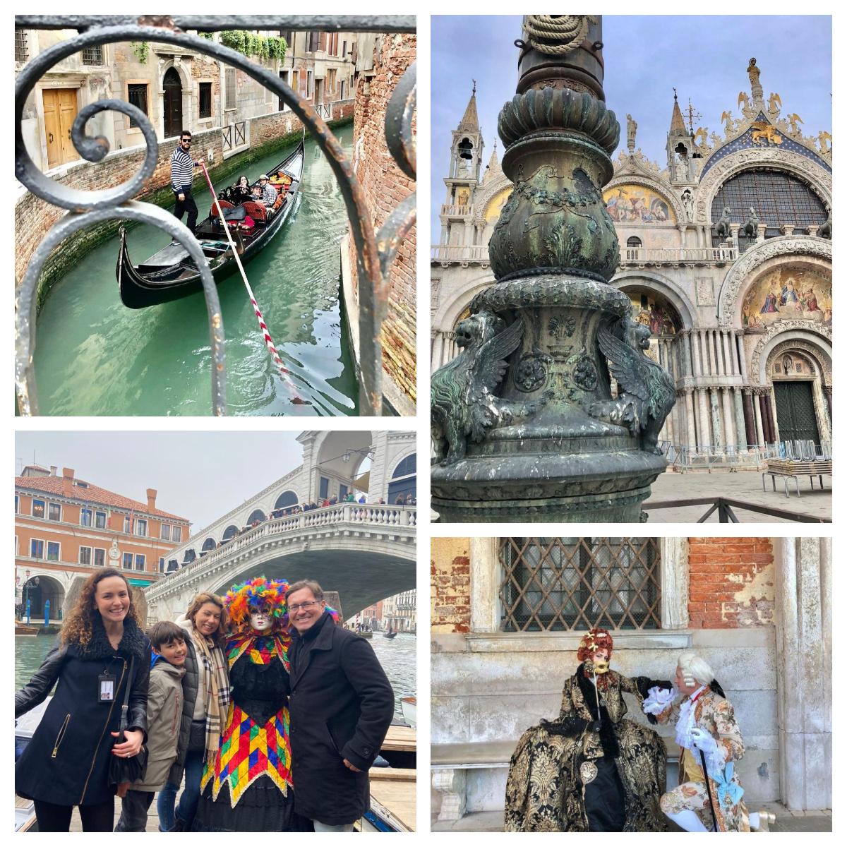 Guia de turismo em português em Veneza