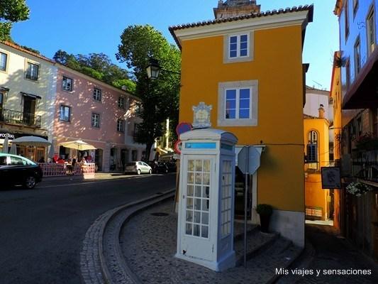 Casco histórico de Sintra, Portugal