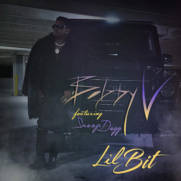Bobby V - Lil' Bit (Radio Edit) [feat. Snoop Dogg] - Single Cover