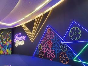Fantasy Park Tempat Selfie Instagramable di Summarecon Mall Bekasi