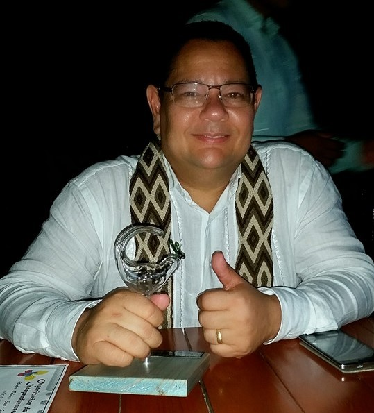 https://www.notasrosas.com/ 'Waya Guajira' colecta recursos para coadyuvar con tratamiento médico de Jaime Espeleta Herrera