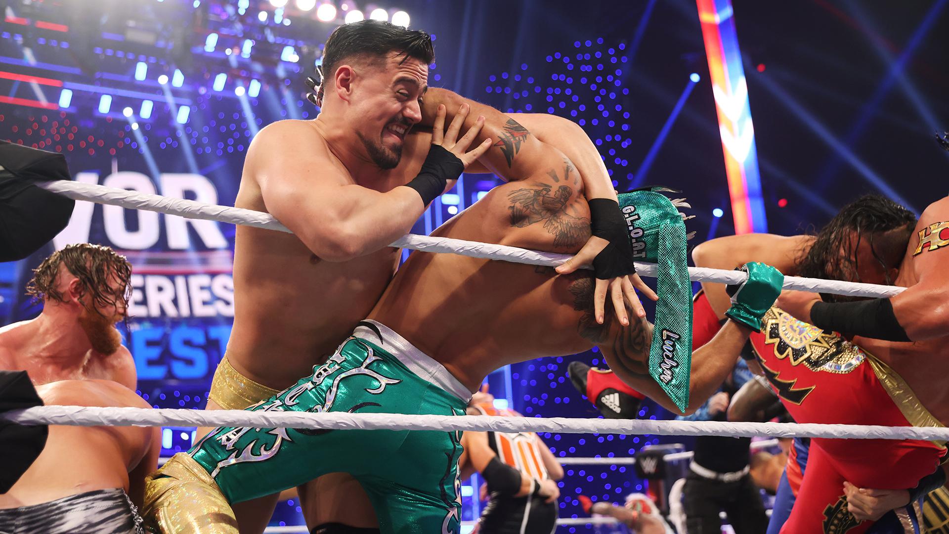 RAW sai em vantagem do SmackDown na guerra do WWE Survivor Series
