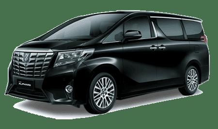 Toyota Vellfire Terbaru