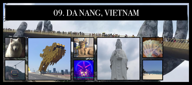 Worst to Best: Jarexit: 09. Da Nang, Vietnam