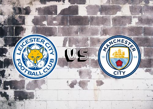 Leicester City vs Manchester City  Resumen y Partido Completo