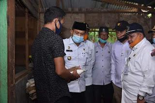 Bupati Batubara Akan Bangun Akses Jalan Daerah Pertanian Desa Tanjung Prapat