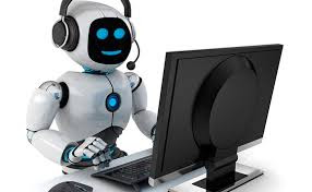 robot talking