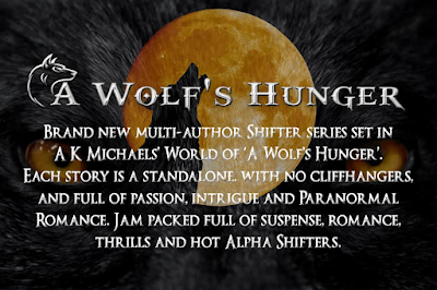 A Wolf's Hunger series
