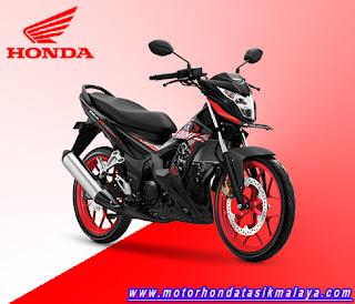 Kredit Motor Honda Sariwangi Tasikmlaya