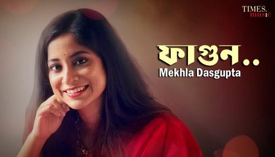 Fagun Lyrics by Mekhla Dasgupta Bengali Song