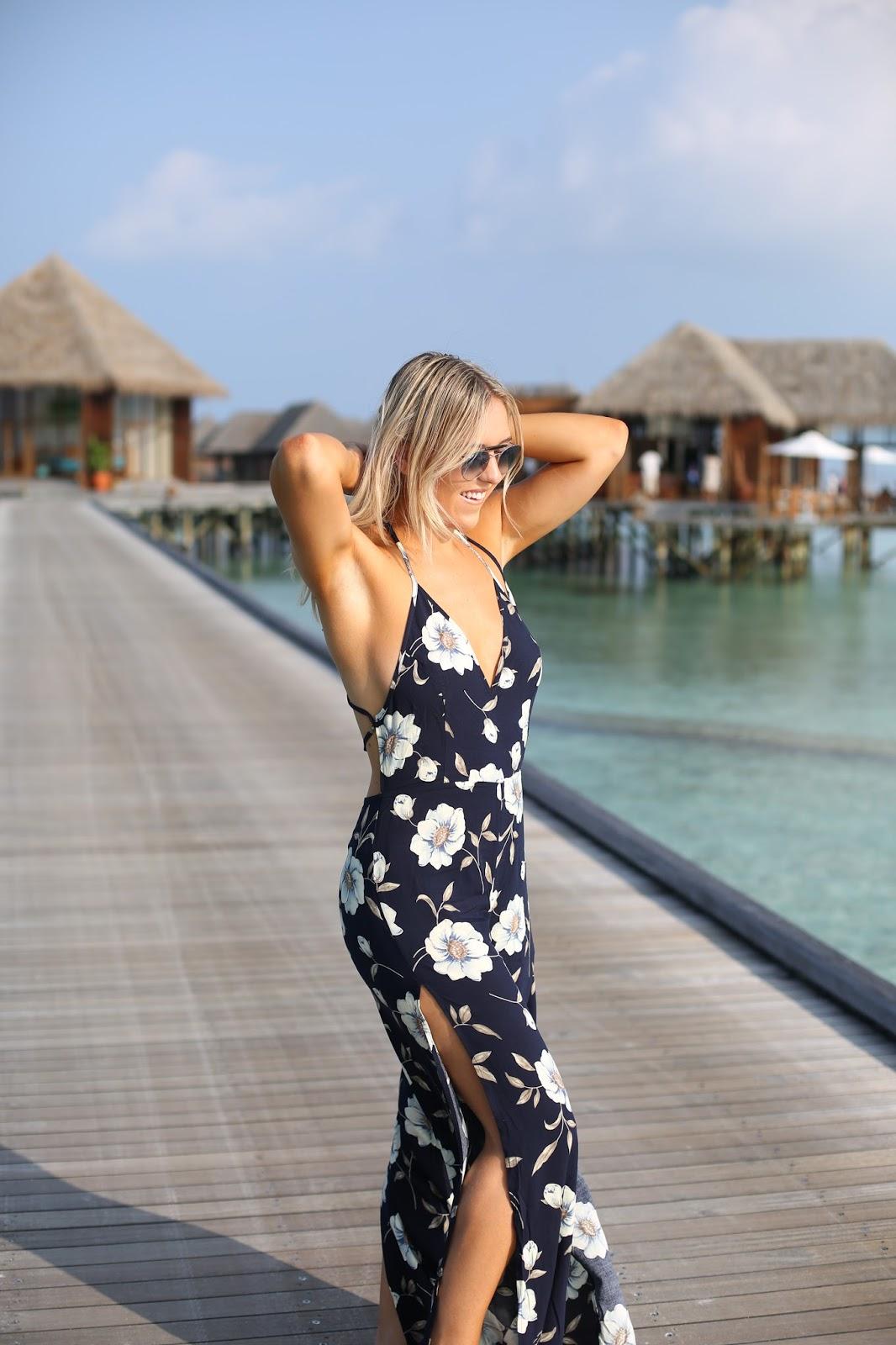 conrad Maldives resort