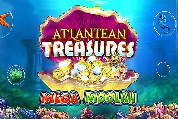 Main Gratis Slot Demo Atlantean Treasure Mega Moolah (Microgaming)