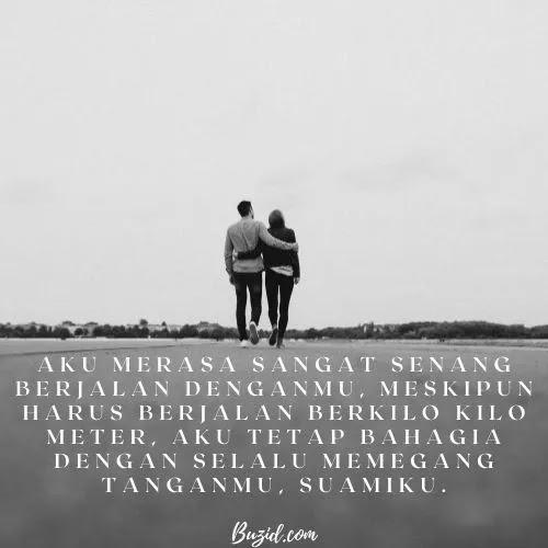 Kata Pujian Untuk Suami Tercinta