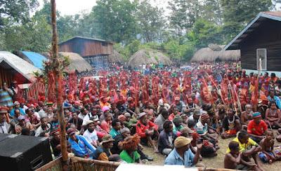 1 Desember ULMWP Wilayah La Pago Balim akan Gelar Doa Syukur