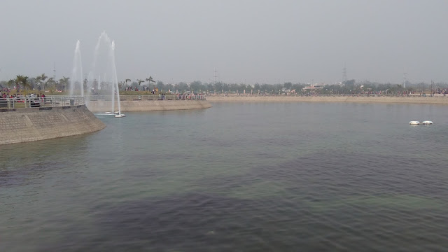 lucknow lakes