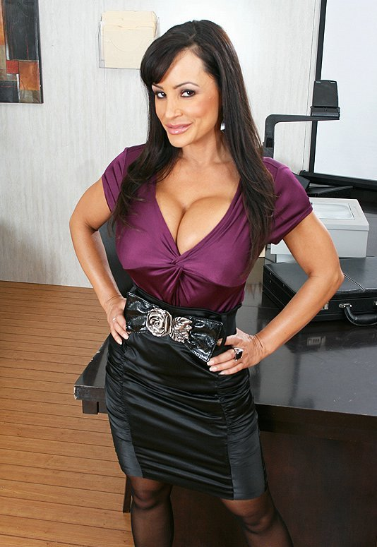 Lisa Ann Banged In The Office  Pornstar Galery Blow Job-7910
