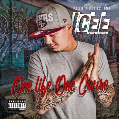 Icee - One Life One Cause (2019) - Album Download, Itunes Cover, Official Cover, Album CD Cover Art, Tracklist, 320KBPS, Zip album