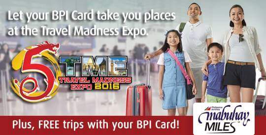5th Travel Madness Expo at the SMX Mall of Asia