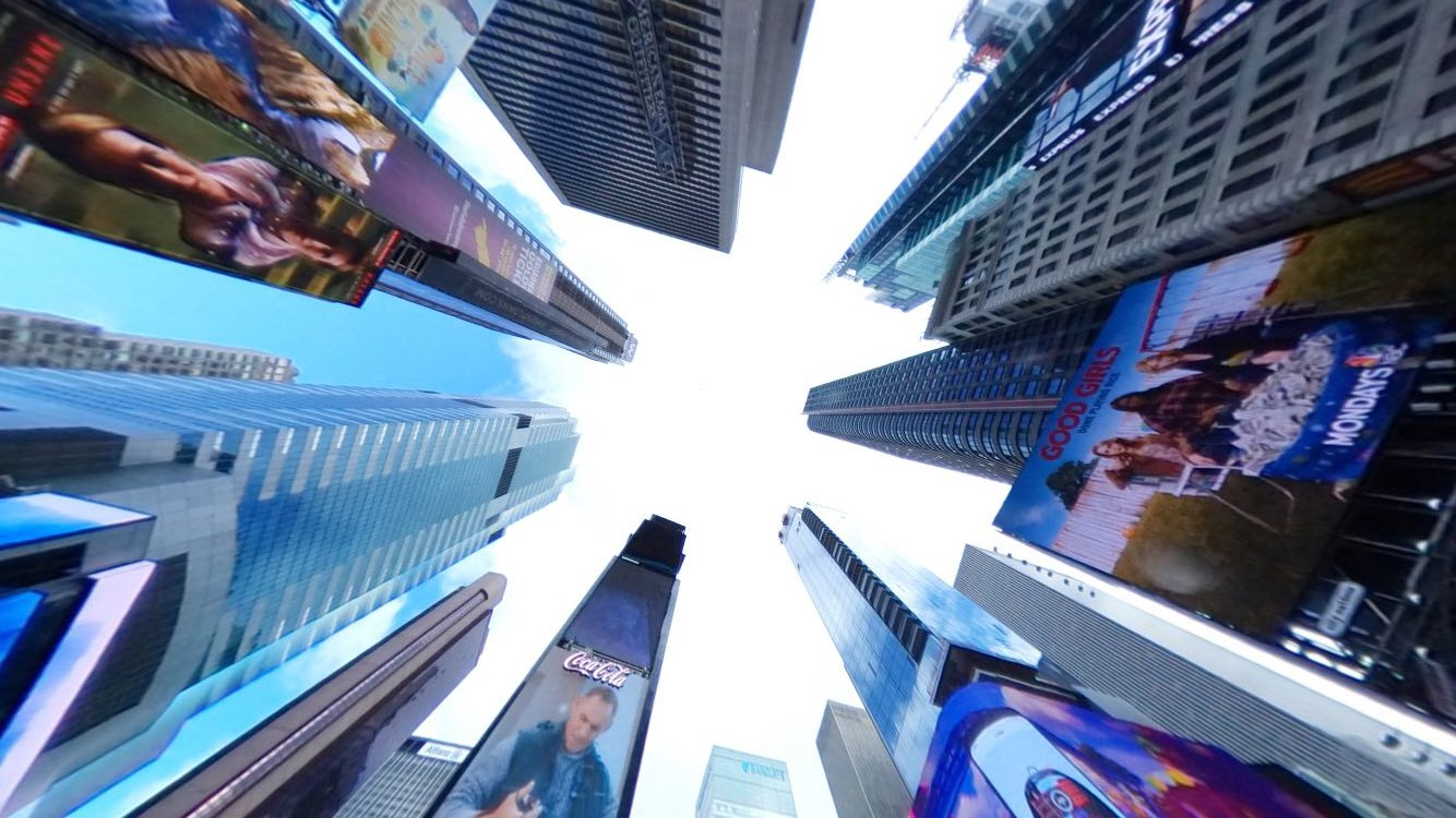 New York Cityn pilvenpiirtäjiä