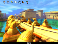 Videojuego Ankh - Battle of the Gods