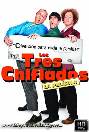 Los Tres Chiflados [1080p] [Latino-Ingles] [MEGA]