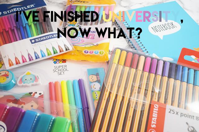 I've Finished Uni, Now What?
