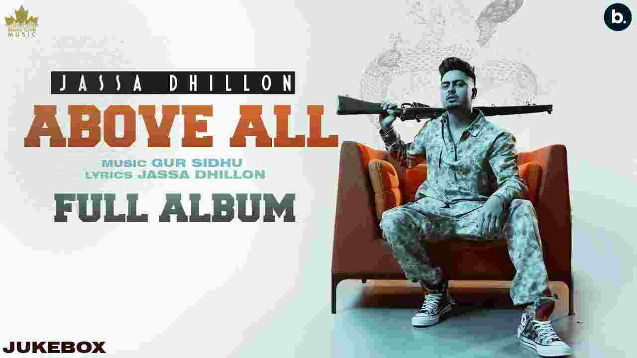 1 on 1 lyrics Jassa Dhillon x Above all Punjabi Song