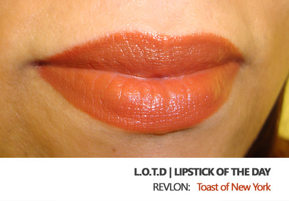 Toast Revlon York New