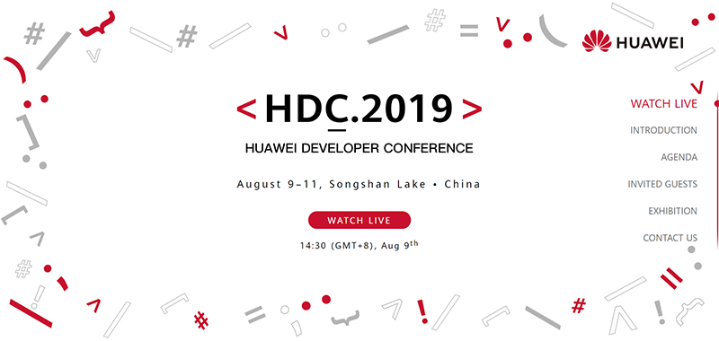 Huawei Developer Conference 2019: What to expect and where to watch live?