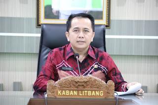 Kepala Badan Litbang Kemendagri, Agus Fatoni: Untuk Menciptakan Budaya Inovasi, Daerah Perlu Melakukan Upgrade dan Update Inovasi Daerah