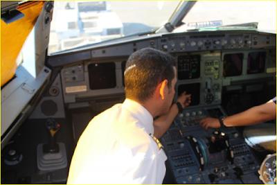 التقديم والالتحاق (طيران مدني - ضيافة جوية ) فى .2020- 2021