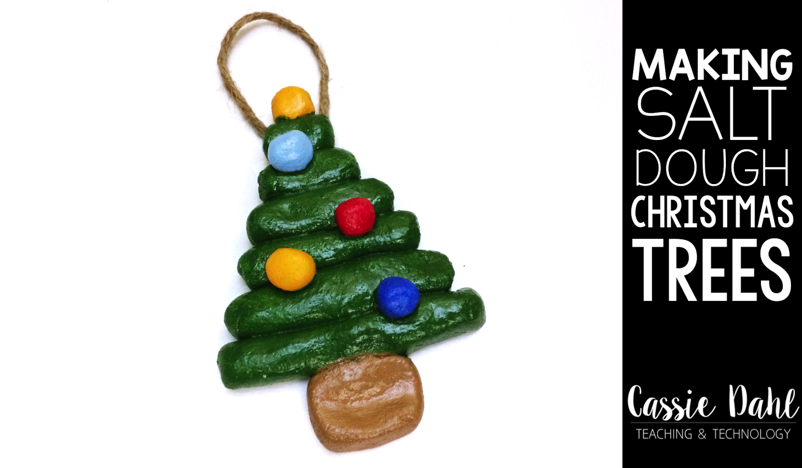 How To Make Christmas Ornaments Out Of Clay