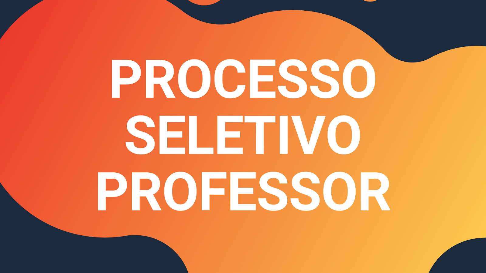 Processo para Professor Salário 5 mil +
