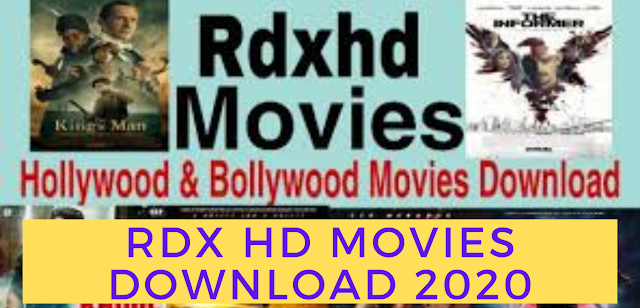 Rdxhd 2020 latest Bollywood movies download 300mb movies hindi dubbed movie