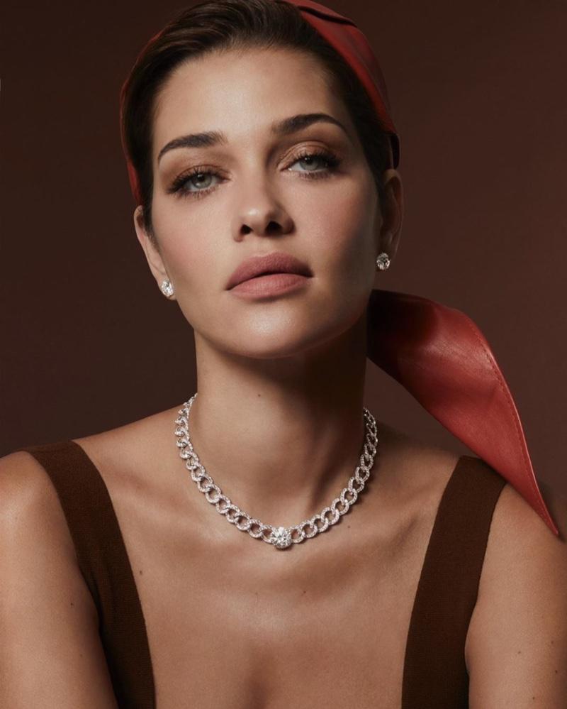 Danelian Diamond Club enlists Ana Beatriz Barros for new campaign