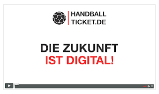 handballticket.de Video Trailer