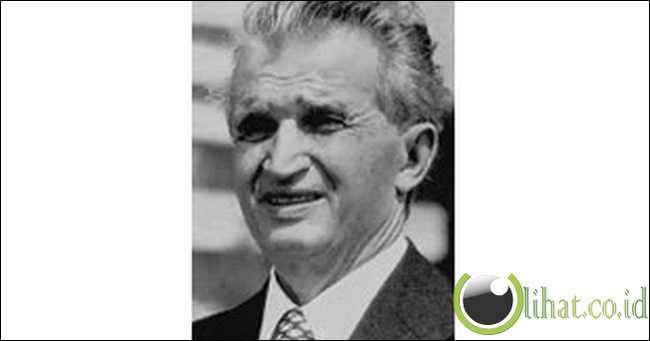Nicolae Andruta Ceausescu - Rumania
