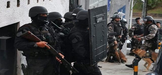 Interdição, de acordo com a SSP, é fruto de uma decisão judicial; a Aspra lidera o movimento de policiais que decretou greve no último dia 8