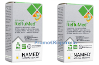 Logo RefluMed : ricevi gratis un campione omaggio