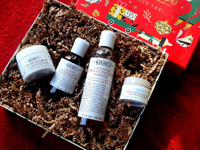 Kiehl's Facial Favorites For All Holiday Gift Set